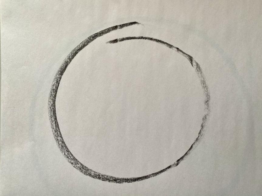 Drawing Circles – Counterclockwise/ Clockwise, Eyes Open/EyesClosed